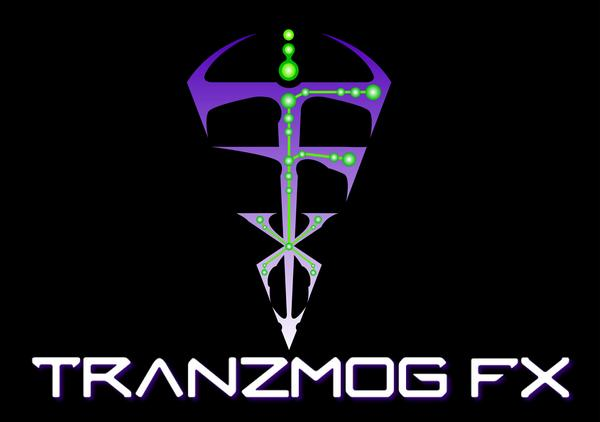 TRANZMOG LOGO purple