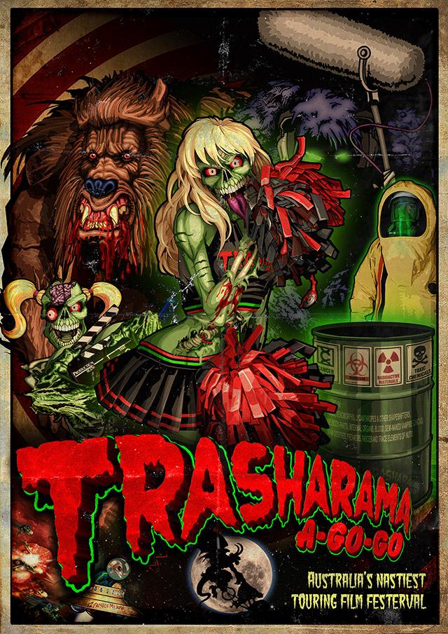trasharama-2017